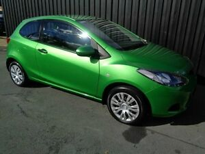2008 Mazda 2 DE Neo Green 4 Speed Automatic Hatchback Chifley Woden Valley Preview