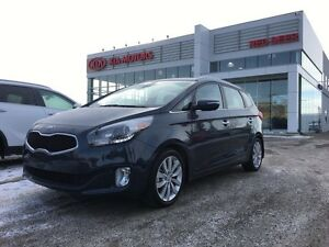 2016 Kia Rondo EX LEATHER, BACKUP CAM- ULTRA LOW KM