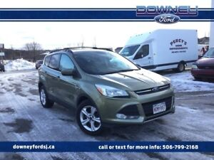 2014 Ford Escape SE TRAILER TOW BLUETOOTH BACKUP CAM 2L ECOBOOST