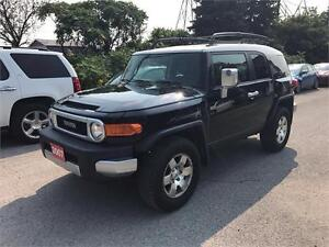 2007 Toyota FJ Cruiser, Safety & ETEST for ON or QC INCL.