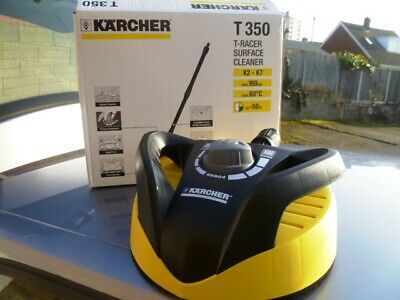 Genuine Karcher T350 Patio Cleaner HEAD ONLY fits K2 to K7 Pressure Washers BN