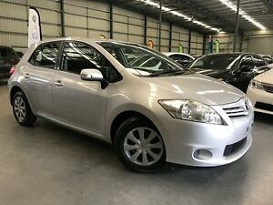 2010 Toyota Corolla ZRE152R MY10 Ascent Silver 4 Speed Automatic Hatchback Murarrie Brisbane South East Preview