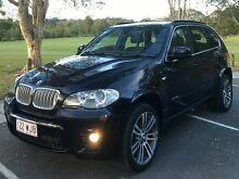 2013 BMW X5 E70 MY1112 xDrive40d Steptronic Sport Black 8 Speed Sports Automatic Wagon Stapylton Gold Coast North Preview