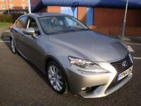 64 LEXUS IS300h EXECUTIVE EDITION AUTO HYBRID £20 ROAD TAX *LEATHER NAV*