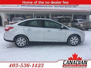 2012 Ford Focus SE Low kms like new no accidents