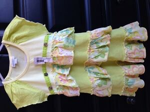 *BRAND NEW W/ TAGS* *LOVELY* Naartjie Tiered Dress (size 4)