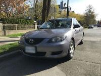 2006 Mazda3 Manual 5 Speed