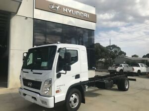 2021 Hyundai EX6 Mighty Super Cab Allison Automatic Pooraka Salisbury Area Preview