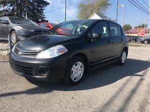 2012 Nissan Versa 1,8 S - 5995$ - FINAN. MAISON 100% APPROUVÉ!!