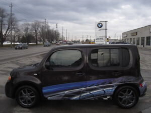 ONE OWNER !!! HIGHER MILAGE  2011  NISSAN CUBE