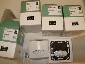 somfy inteo inis uno claws 1800016a tastcontrol panneau blanc 1set ebay. Black Bedroom Furniture Sets. Home Design Ideas