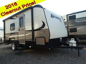 Couples RV! CLEARING 2016 MODELS!
