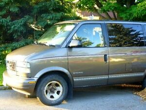 Extended GMC Safari Van:  AMAZING DEAL IF PICKED UP IMMEDIATELY