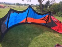 Best TS 8m Kite 2014 and bar.