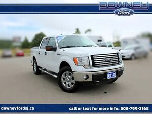 2012 Ford F-150 XLT 5.0L XTR PKGE 3.55 DIFF SKID PLATES TOW PKGE