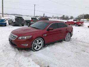 2010 Ford Taurus Sho Loaded ALL OPTION 80KM CLEAN!!
