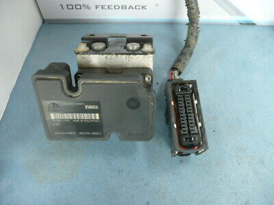 FORD FIESTA MK7 ABS CONTROL MODULE & PUMP BY ATE - 06210955813  06.2102-1317.4