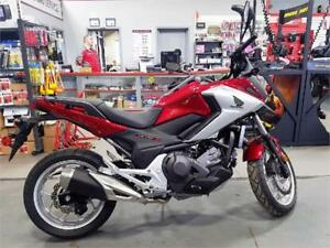 2017 Honda NC750X DCT - Demo with Full Warranty!