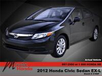 2012 Honda Civic EX-L (A5)