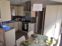 New Lovely, modern static caravan for sale on our beautiful park in Porthcawl Trecco Bay
