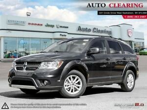 2017 Dodge Journey SXT AWD with DVD Player