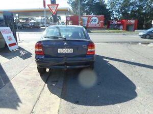 2001 Holden Astra TS City Hatchback 5dr Auto 4sp 1.8i Blue Automatic Hatchback Croydon Burwood Area Preview