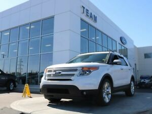 2015 Ford Explorer Limited, 3.5L V6, 302A, Blind Spot, Lane Depa