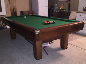 Brunswick Slate Pool Table