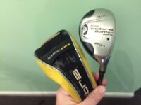 CAllaway Diablo 5-AW full set R/H with Taylor made Burner driver and 3 wood , King cobra utility