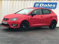 2015 Seat Ibiza 1.4 TSI ACT FR Black 5dr 5 door Hatchback