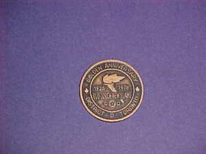 GOLDEN ANNIVERSARY ROYAL CANADIAN TORONTO LEGION 1976 COIN