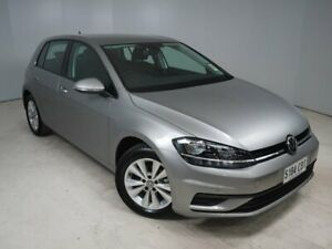 2019 Volkswagen Golf 7.5 MY19.5 110TSI DSG Trendline Silver 7 Speed Sports Automatic Dual Clutch Mount Gambier Grant Area Preview