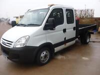 Ford Iveco Daily 2.3TD ( IV ) 35S18 LWB Tipper Diesel