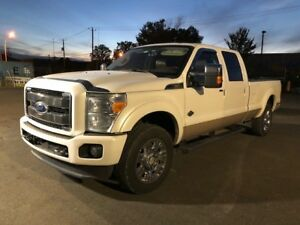Ford F-350 King Ranch diesel 6.7 2012