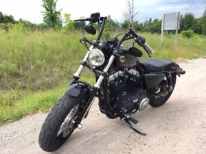 2014 Harley Davidson 48 / 1200 PLUS Mint