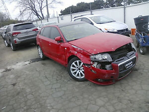 AUDI A3 (2006/2013 FOR PARTS PARTS ONLY)
