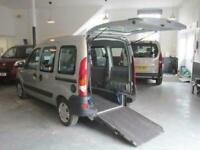 2008 Renault Kangoo 1.6 AUTHENTIQUE 16V WHEELCHAIR CAR AUTOMATIC MPV Petrol Auto