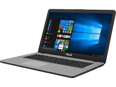Asus Vivobook Pro 17 N705uq Eb76 17 3  Thin And Portable Fhd Laptop  7Th Gen Int