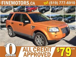 2008 LAND ROVER LR2 HSE * AWD * LEATHER * PANO POWER ROOF London Ontario image 1