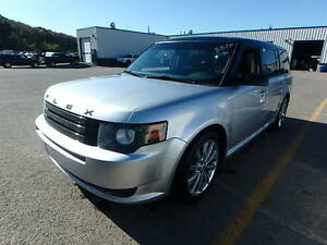 2012 Ford Flex clean title just traded in