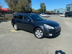 2011 Subaru Outback B5A MY11 2.5i Lineartronic AWD Grey 6 Speed Constant Variable Wagon Mile End South West Torrens Area Preview