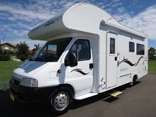 Jayco Conquest Motorhome - IMMACULATE Glendenning Blacktown Area Preview