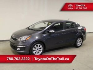 2016 Kia Rio EX; HEATED SEATS, BACKUP CAMERA, TRAILER HITCH, AI