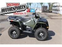 2 year warranty ~ 2015 POLARIS Sportsman 570 - Sage Green