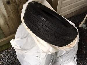 Four All Season Motomaster Tires
