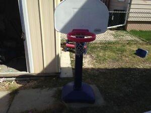 Little tikes adjustable basketball net