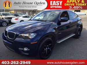 2011 BMW X6 35i NAVIGATION BACKUP CAMERA 90 DAYS NO PAYMENTS!