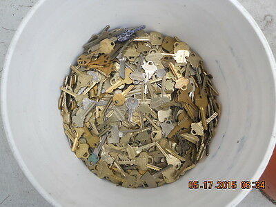 Bulk Cut Key Blanks Foreign Domestic Auto Schlage Wafer Pin Tumbler Keys
