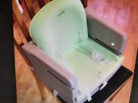Child Booster Seat (dining table)