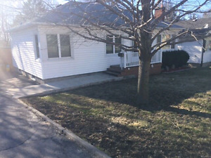 4 Bed house for rent (July 01) or earlier.